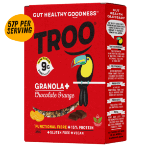 Troo Chocolate Orange Granola