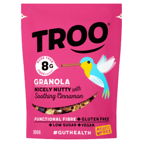 Troo Nicely Nutty Granola