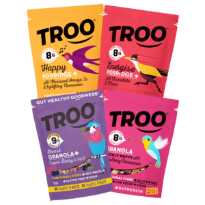 Troo Granola and Porridge Offer